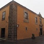 Lecaro palatset. San Cristobal de La Laguna (U)