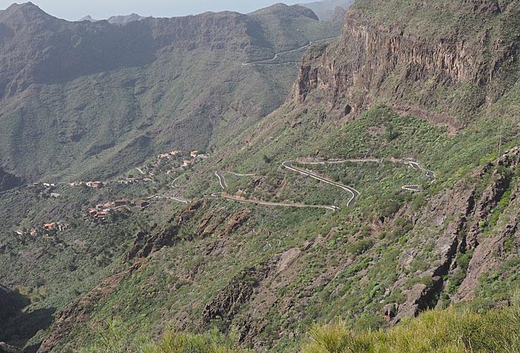 Vägen till Masca