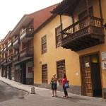 Traditionell bebyggelse. Puerto de la Cruz