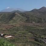Vulkaner. Santiago del Teide