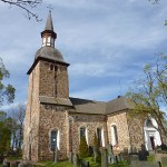 Kyrkan. Godby