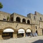 Kyrkan tou Kastrou. Rhodos stad (U)