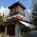 Turkiskt hus. Rhodos stad