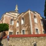 Suleiman moskén. Rhodos gamla stad (U)