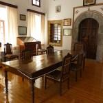 Ahmet Havuz bibliotek. Rhodos gamla stad (U)