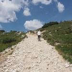 Monte Piana. Dolomiterna (U)