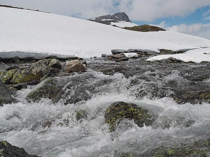 Vy från Aurlandsvegen