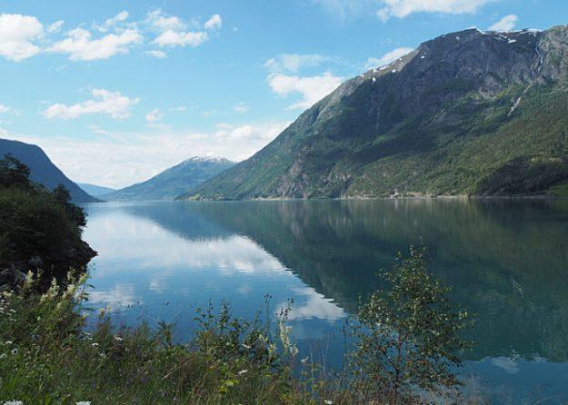 Lusterfjorden