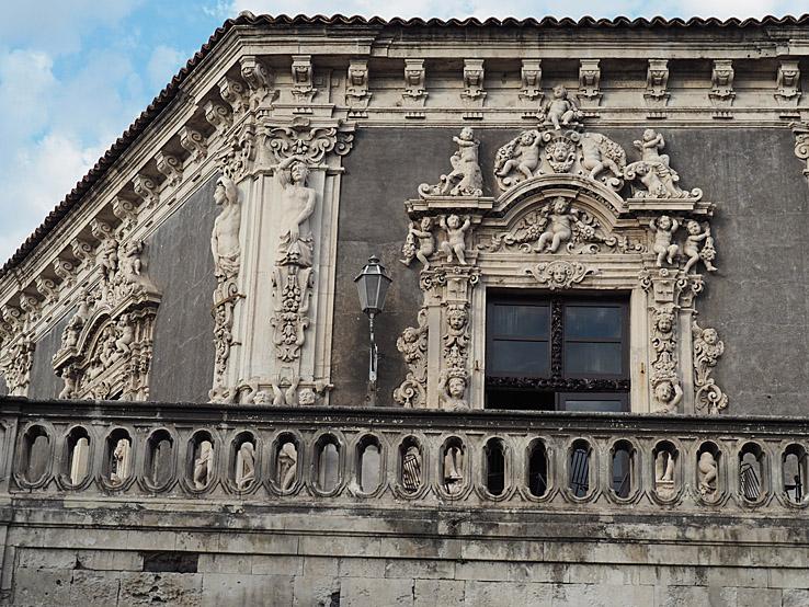 Palazzo Biscari. Catania (U)