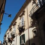 Palazzo Larocca. Ragusa Ibla (U)