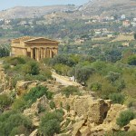 Valley of Temples. Agrigento (U)