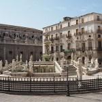 Fontana Pretoria. Palermo (U)