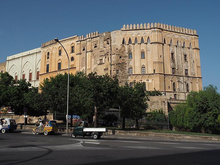 Palazzo Normanni. Palermo (U)