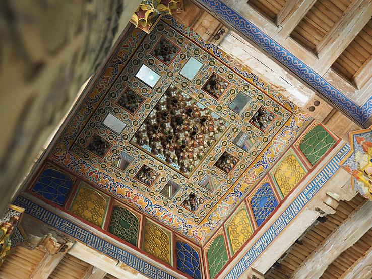 Forty women mosque. Fortet Ark. Bukhara (U)
