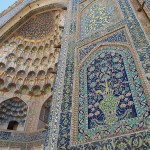Abd Al-Aziz-Khan madrasa. Bukhara (U)