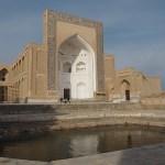 Chor-Baqr nekropolen. Bukhara (U)