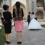 Brudtärnorna. Bukhara