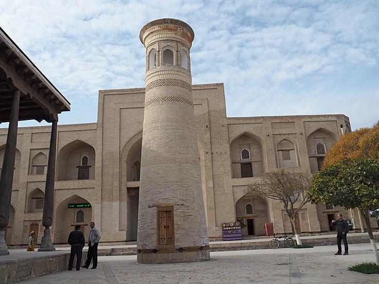 Gijduvani mausoleet. Bukhara (U)