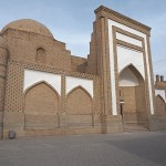 Arab-Khan madrasa. Khiva (U)