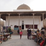 Aq moskén. Khiva (U)