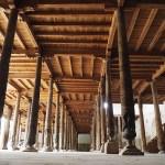 Djuma moskén. Khiva (U)