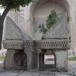 Bibi-Khanym mausoleet. Samarkand (U)