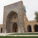 Shams Ad-Din Kulay mausoleum. Shakhrisabz (U)
