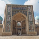 Barak-Khan Madrasha. Tasjkent