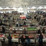 Chorzu bazaar. Tasjkent