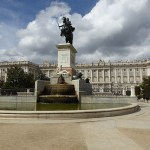 Palacio Real, Kungliga palatset. Madrid