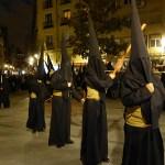Påskprocession. Madrid