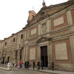 Monasterio Descalzas Reales. Madrid