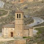 Iglesia de la Vera Cruz. Segovia (U)