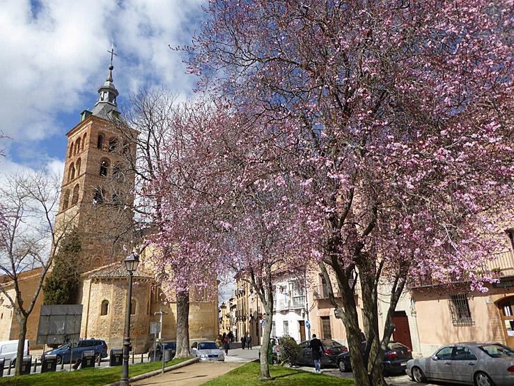 Iglesia de San Andres. Segovia (U)