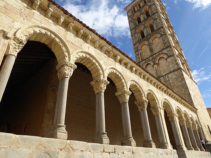 Iglesia de San Esteban. Segovia (U)