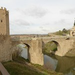 Puente de Alcantara. Toledo (U)