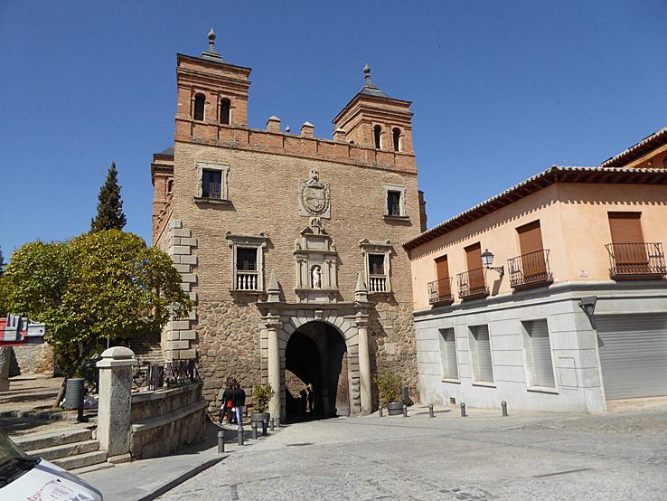 Puerta del Cambron. Toledo (U)