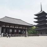 Templet Kofukuji. Nara (U)
