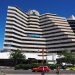 Sanlam Centre. Windhoek