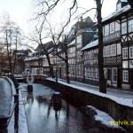 An der Abzucht. Goslar