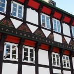 Färber-Gildehaus. Goslar