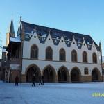 Rådhuset. Goslar