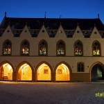 Rådhuset. Goslar. Tyskland (U)