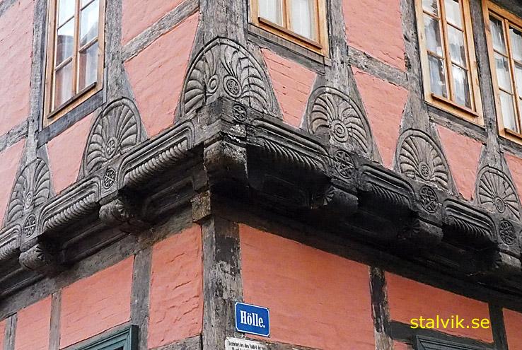 Hölle. Quedlinburg
