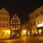 Breite Strasse. Quedlinburg