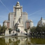 Plaza de Espana. Madrid