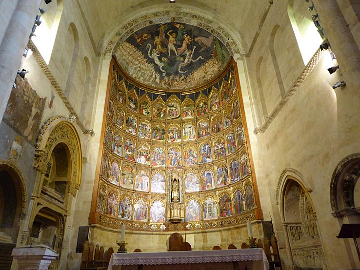 Catedral Vieja. Salamanca (U)