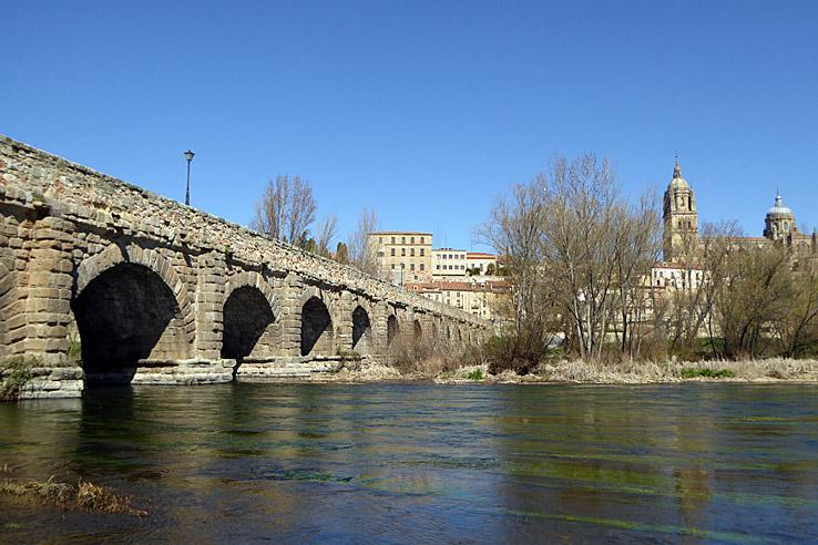Puente Romano. Salamanca (U)