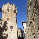 Torre de Clavero. Salamanca (U)