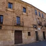 "Casa de las Muertes, ""Dödens hus"". Salamanca (U)"